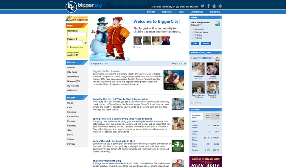 BiggerCity Review: Great Dating Site?