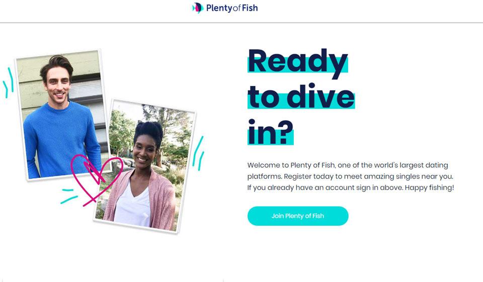 Login plenty of fish uk mobile POF (dating