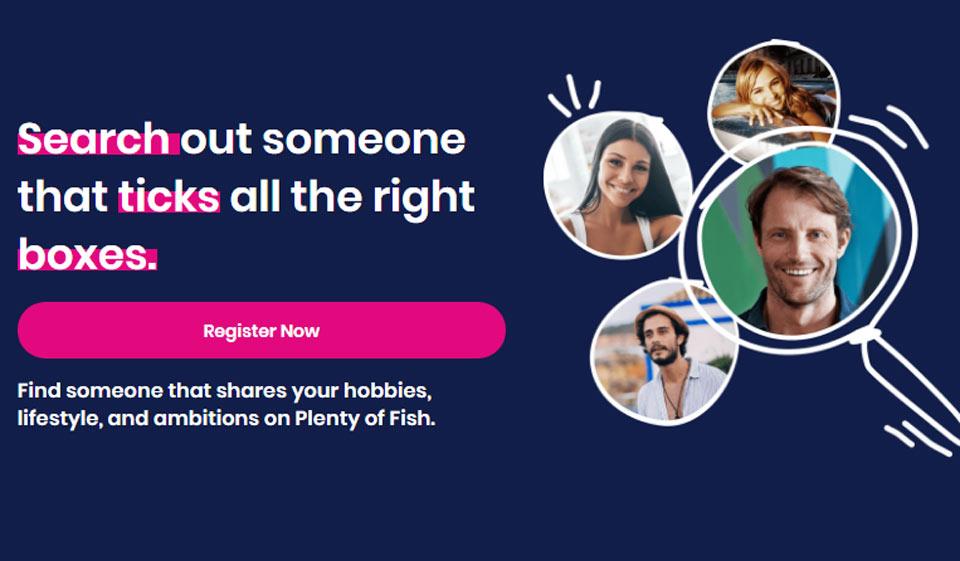 Plenty of fish personals
