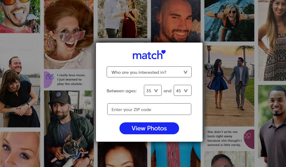 match.com site de rencontre