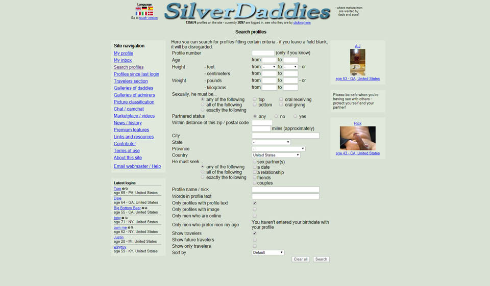 Silverdaddies Review: Great dating site?
