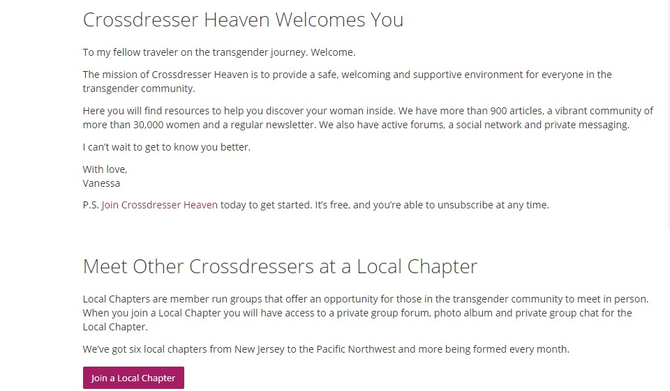 Crossdresser Heaven im Test 2021