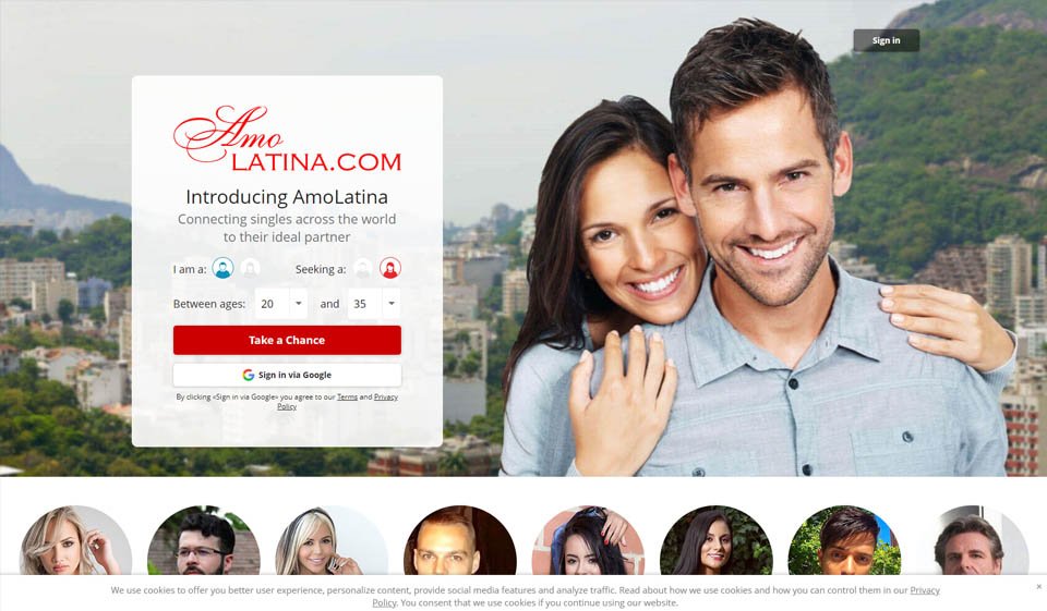 AmoLatina Review: Great Dating Site?