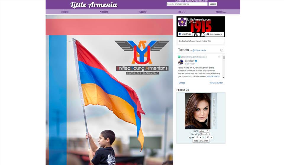 Little Armenia Recenzja 2021