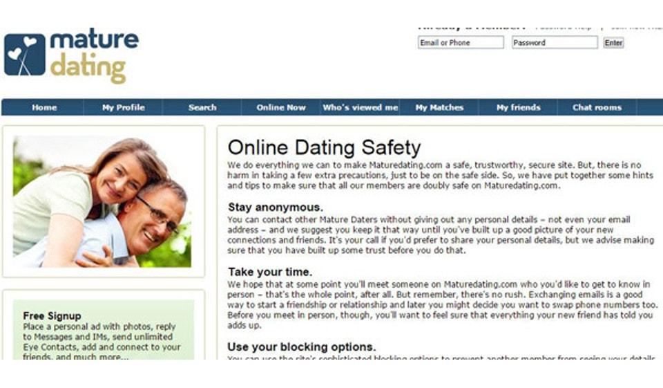 Dating fraudeurs