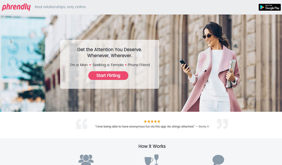 Phrendly Review: Great Dating Site?
