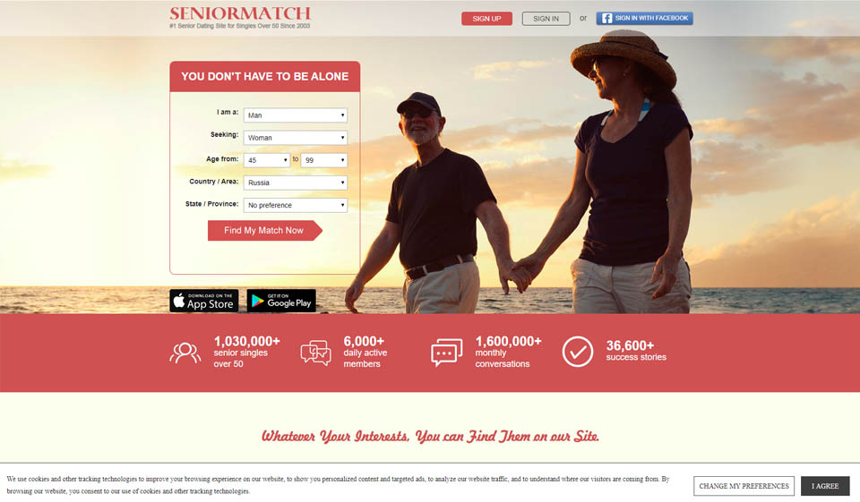 Senior Match Review: Great Dating Site?