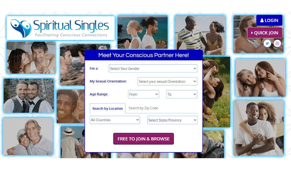 Spiritual Singles im Test 2021