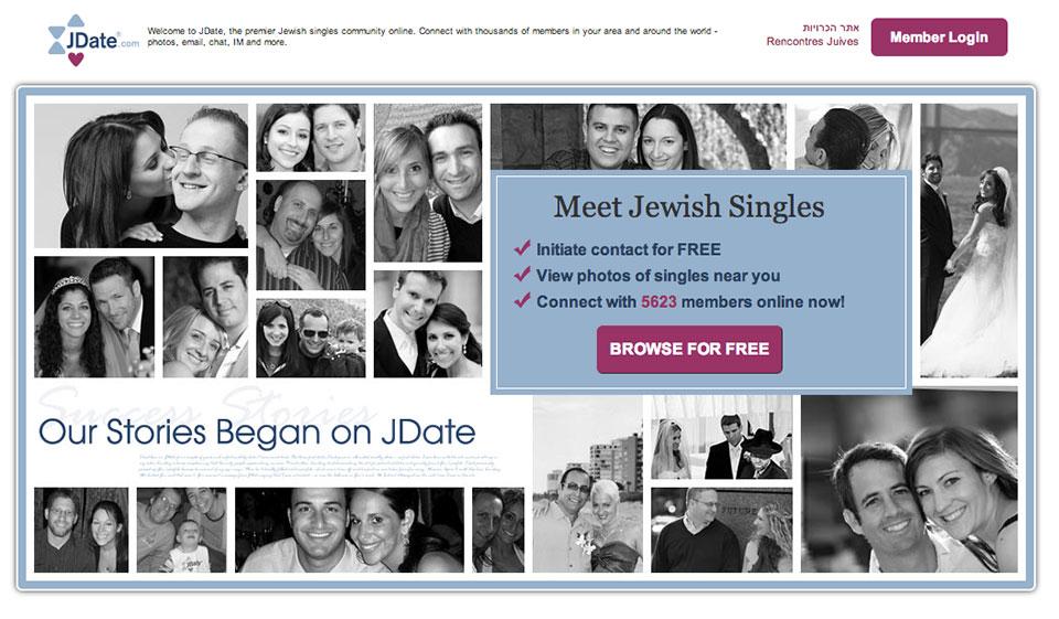 Site de rencontres pour juifs
