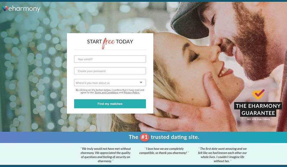 eHarmony Review: Great Dating Site?