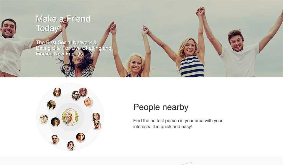site de rencontre happy friends