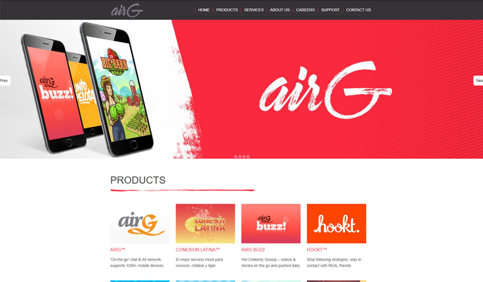 Przegląd AirG 2020