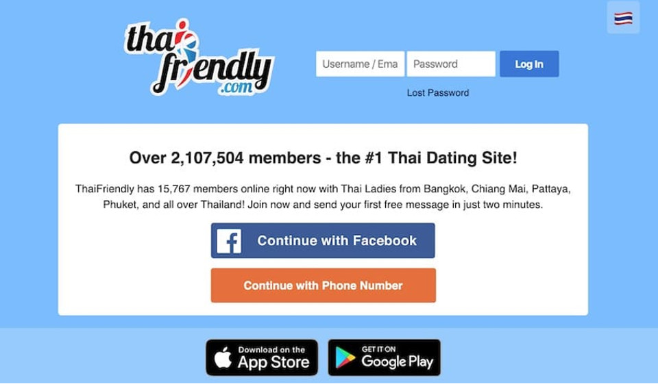 Thaifriendly Review: Astounding Dating Site?