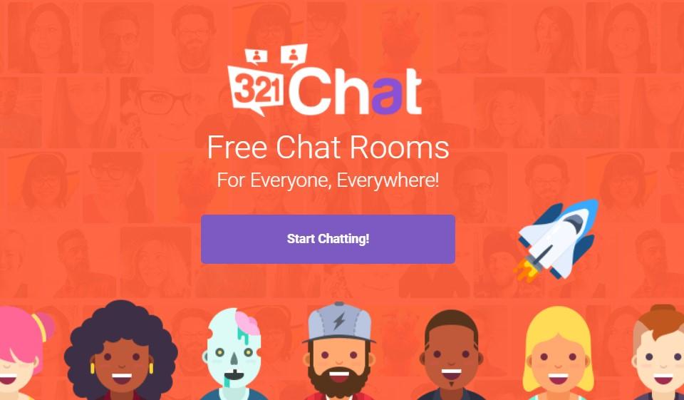 321Chat Review 2020 - kompleksowe badanie strony internetowej