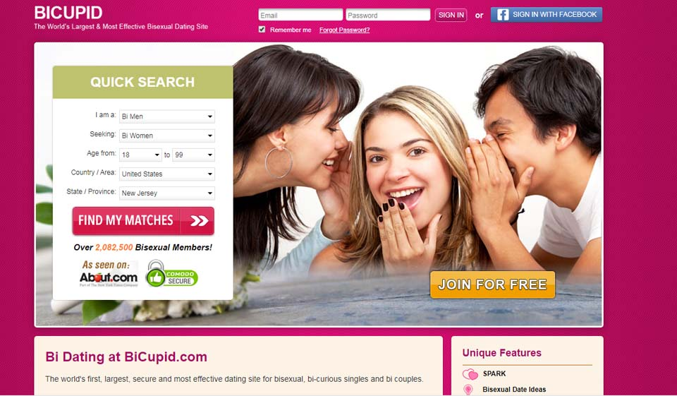 Recensione Bicupid: Great Dating Site?