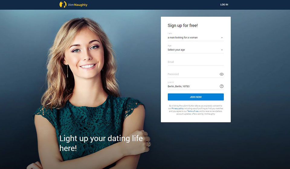 IAmNaughty review: Great Dating Site?