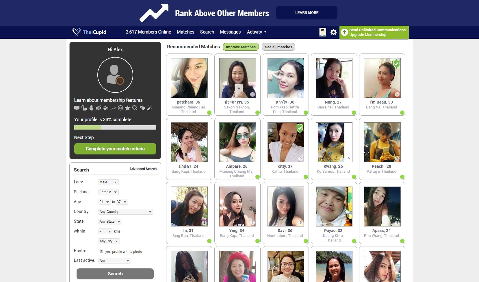 Thaicupid Review: Ist dieser Onlinedienst hilfreich?