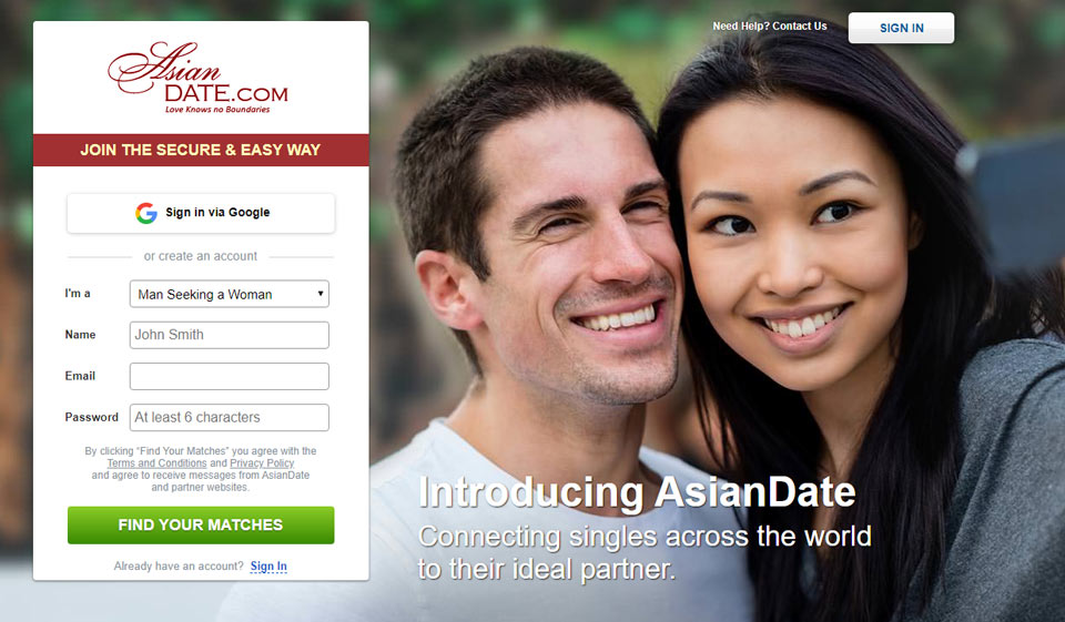 AsianDate Review: un grand site de rencontre?
