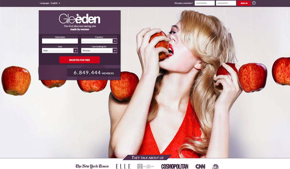 Gleeden Review: A Unique Site for Affairs and Discreet Married Dating