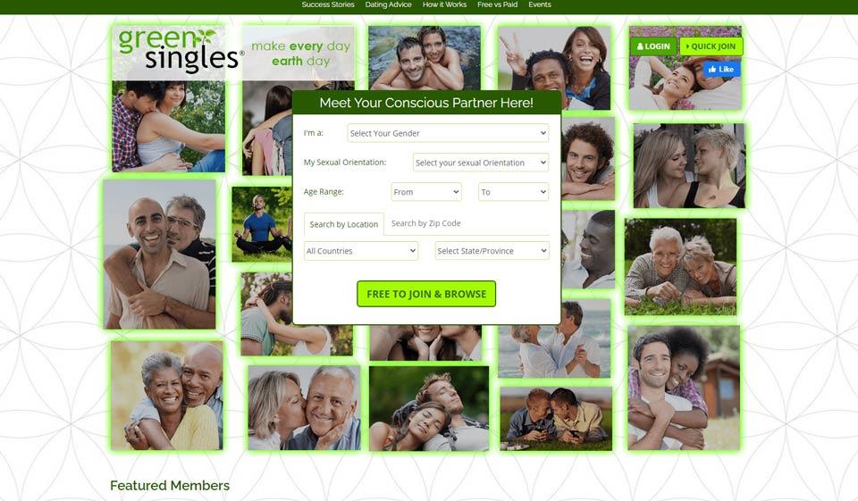 Greensingles Review: een geweldige datingsite!