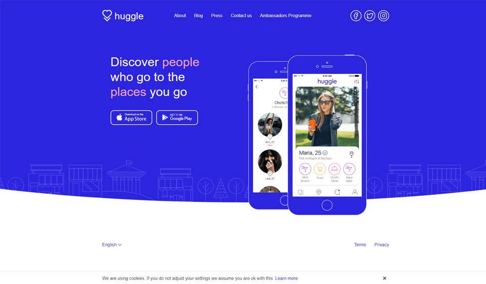Huggle Review: What Makes Site Unique?