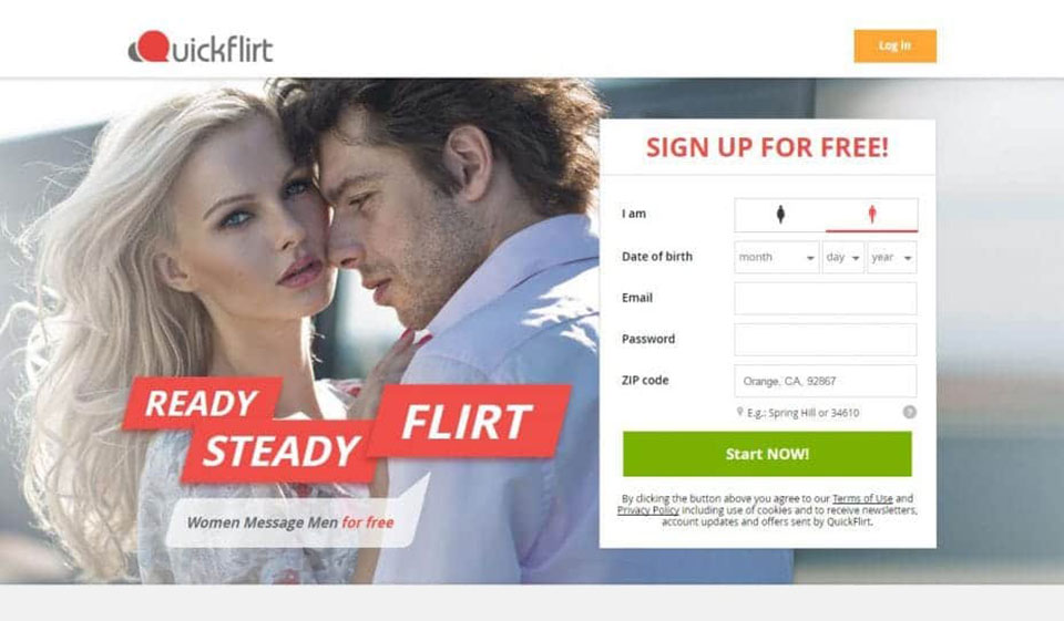 QuickFlirt Review: The best dating website?
