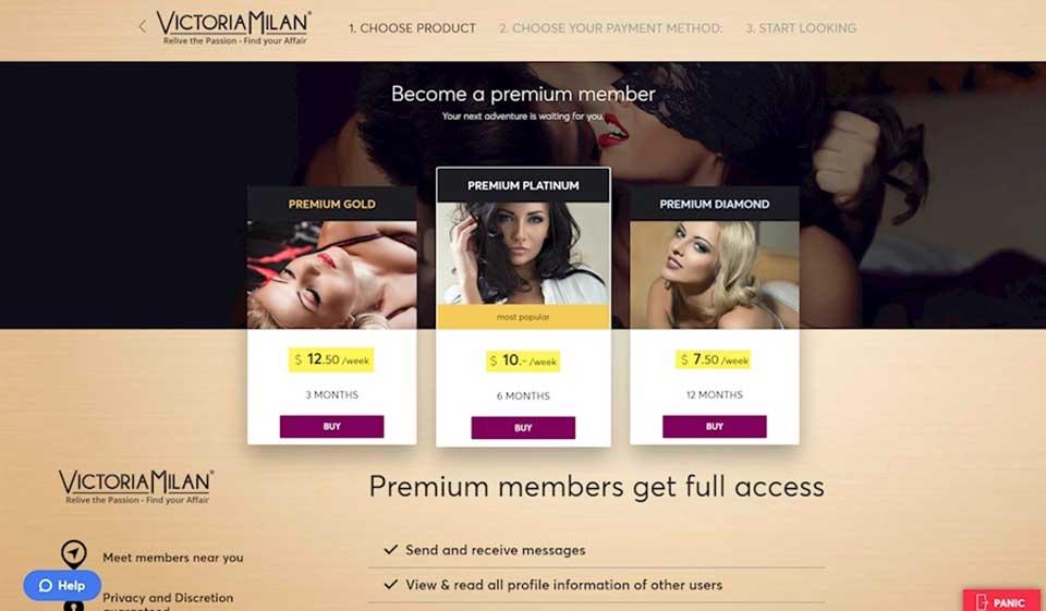 N°1 des Sites de Rencontre pour personnes Mariées et en Couple   Anonyme et Sûr   VICTORIA MILAN