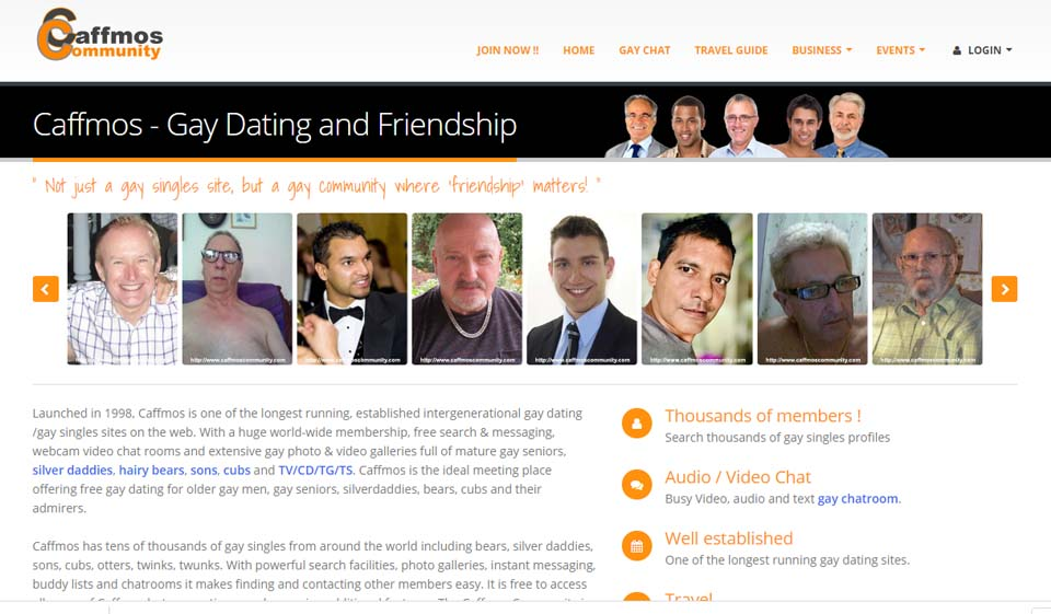 Caffmos Review: Great Dating Site?