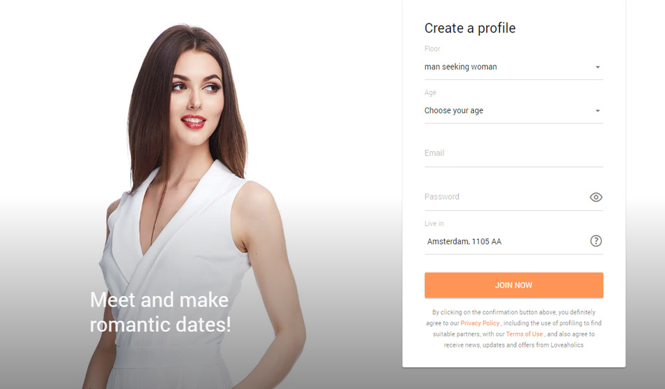 Loveaholics Review: Great Dating Site?