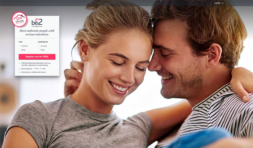 Friendship and dating login