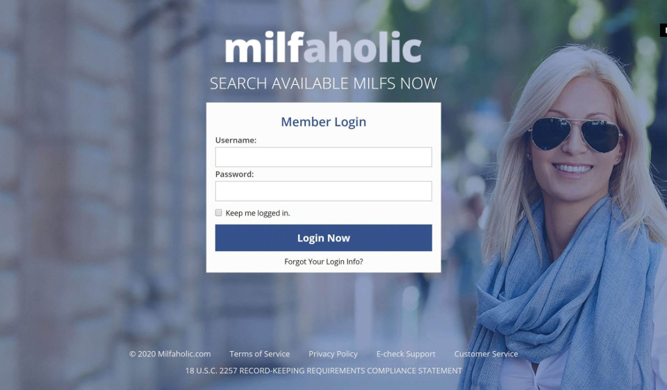 Milfaholic Review: Are There Any Real Smoking-Hot MILFs Over There?
