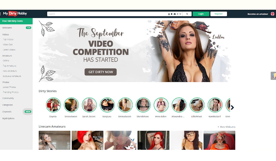 MyDirtyHobby Review: Best Amateur Adult Dating Site?