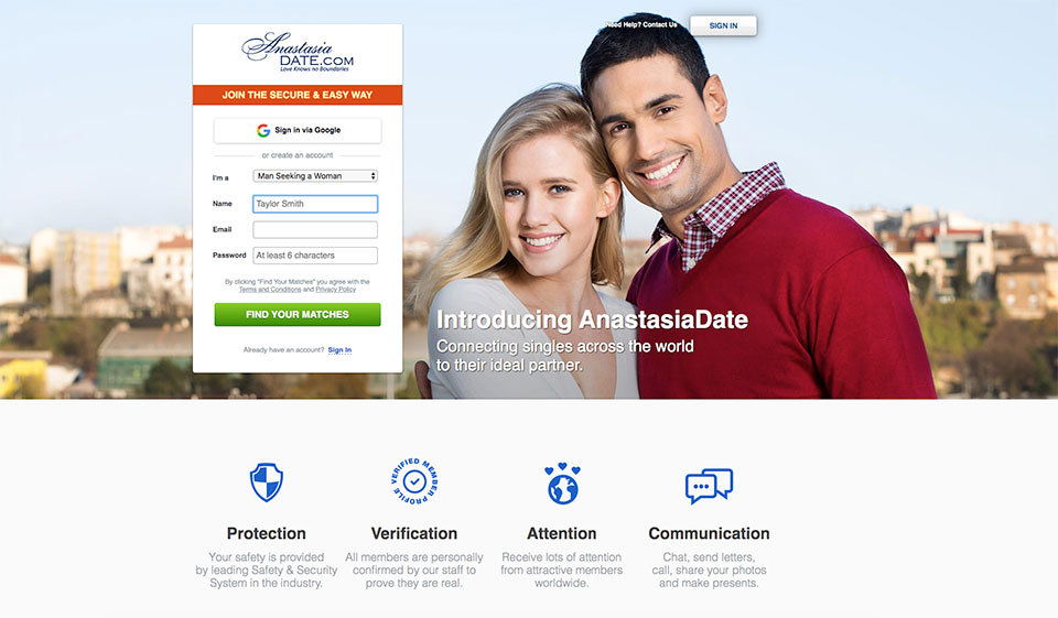 AnastasiaDate review: Is it worth it?