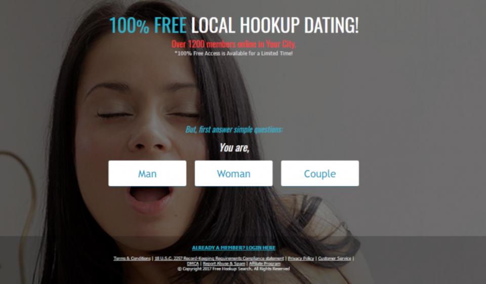 FreeHookupSearch im Test 2021