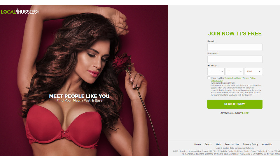 LocalHussies Review: Great Dating Site
