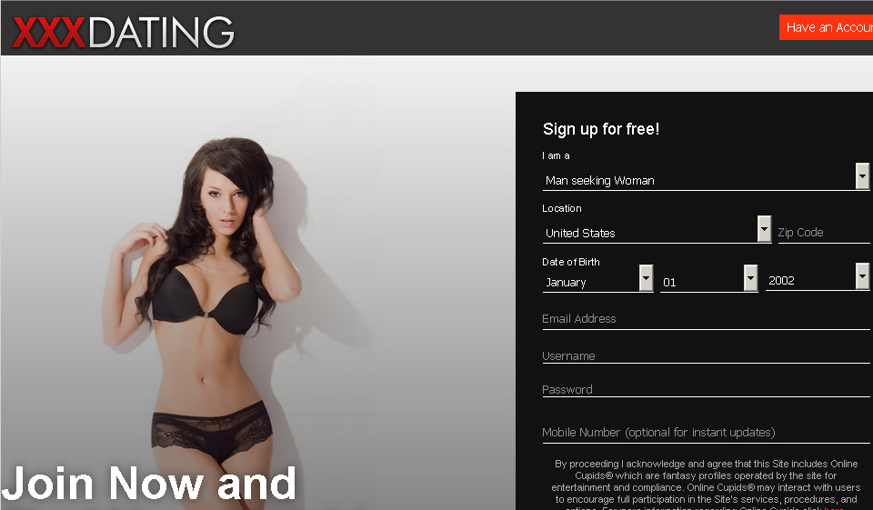 XXX Dating Review: Great Dating Site?