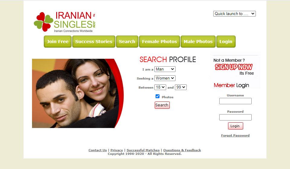 Iranian Singles Opinión 2021